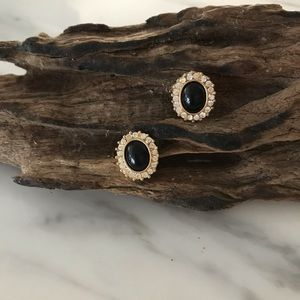 Authentic Vintage Trifari Signed Earrings